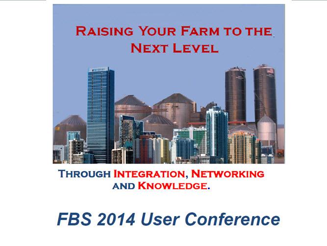 2014 User Conference Header