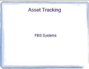 Asset Tracking thumbnail