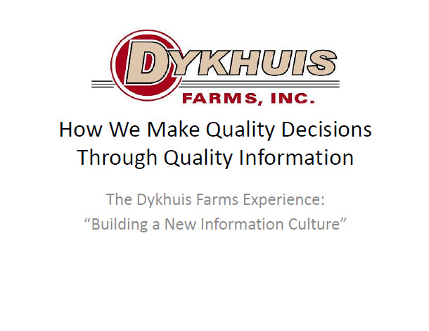 How We Make Quality Decisions Through Quality Information thumbnail