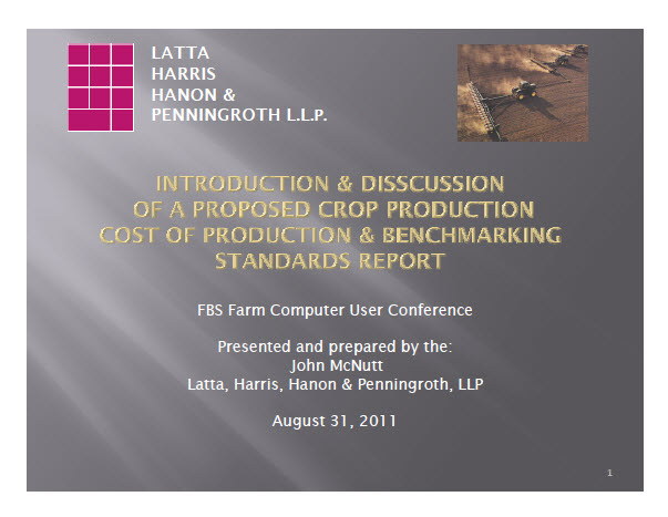 Latta Harris Crop Production Benchmarks thumbnail