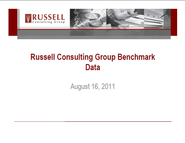 Russell Consulting Benchmarks thumbnail