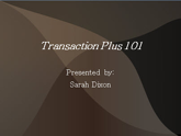 TransAction Plus 101 Thumbnail resized 600