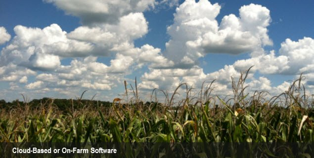 Cloud Based or on-Farm Software