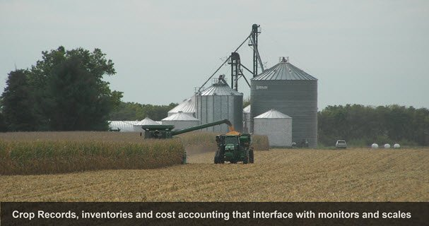 Crop records, inventories and cost accounting