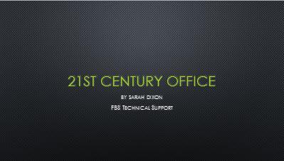 21st Century Office Thumbnail