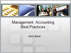 Management Accounting Best Practices Thumbnail