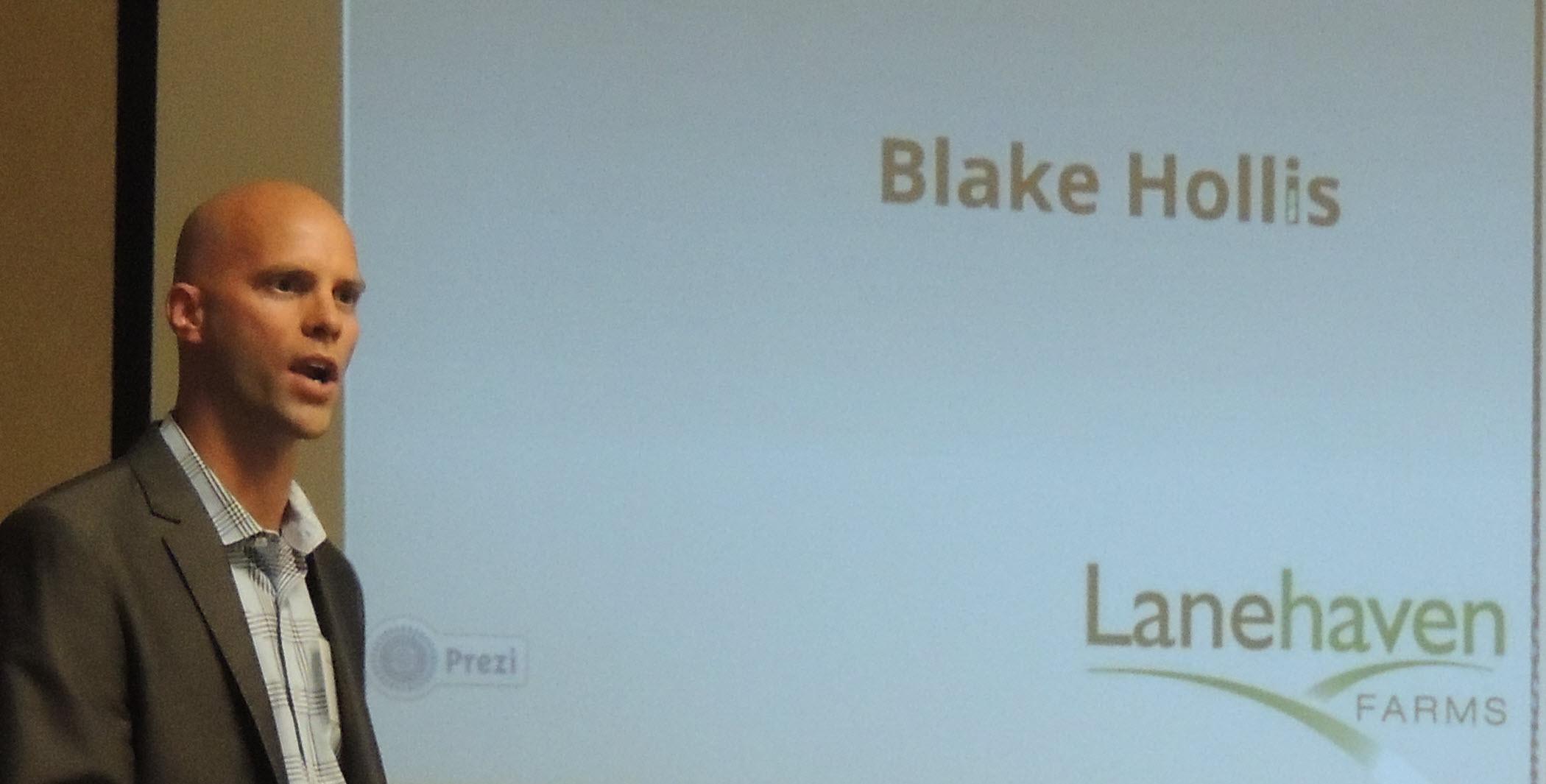 Blake Hollis