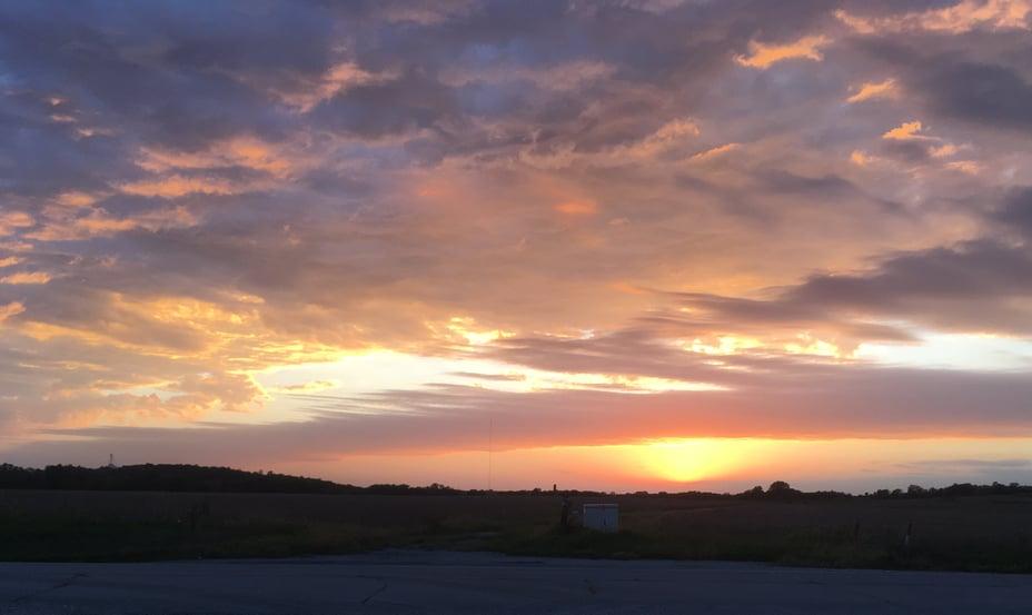 Harvest Sunset 3