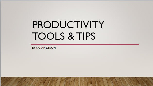 Productivty Tools and Tips Thumbnail.jpg