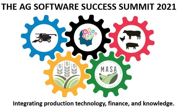 Ag Software Success 2021 logo black